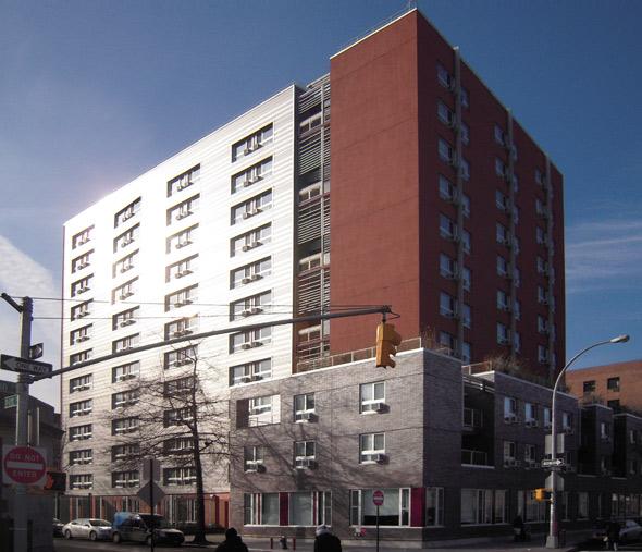 Pitt Street Residence