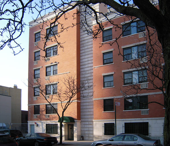 Calvert Apartments